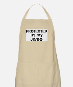 Protected by Jindo BBQ Apron