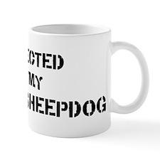 Protected by Iceland Sheepdog Mug
