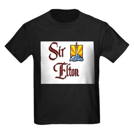 Sir Elton Kids Dark T-Shirt