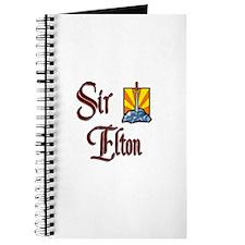 Sir Elton Journal