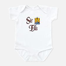 Sir Ellis Infant Bodysuit
