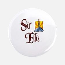 "Sir Ellis 3.5"" Button"