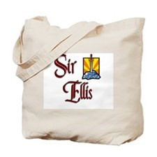 Sir Ellis Tote Bag