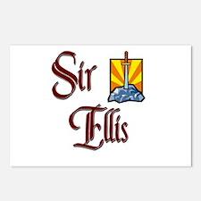 Sir Ellis Postcards (Package of 8)