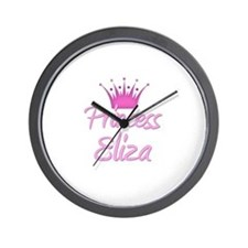 Princess Eliza Wall Clock