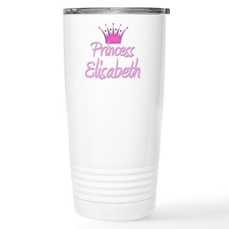 Princess Elisabeth Stainless Steel Travel Mug