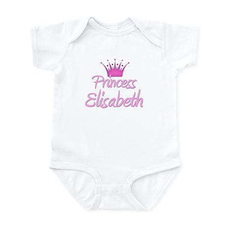 Princess Elisabeth Infant Bodysuit