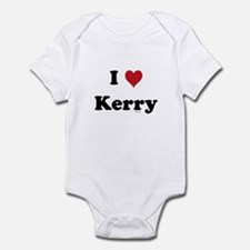 I love Kerry Infant Bodysuit