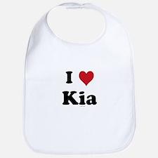 I love Kia Bib