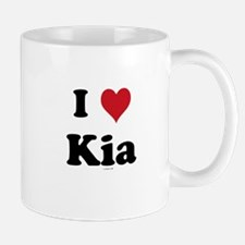 I love Kia Mug