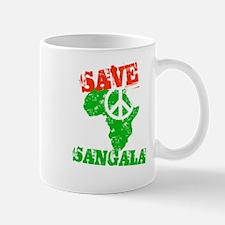 Save Sangala Mug