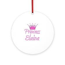 Princess Elaina Ornament (Round)