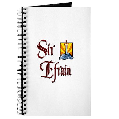 Sir Efrain Journal