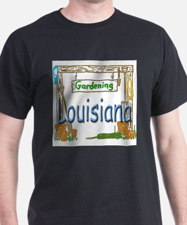 Louisiana Garden T-Shirt