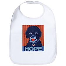 Porties for Obama Bib