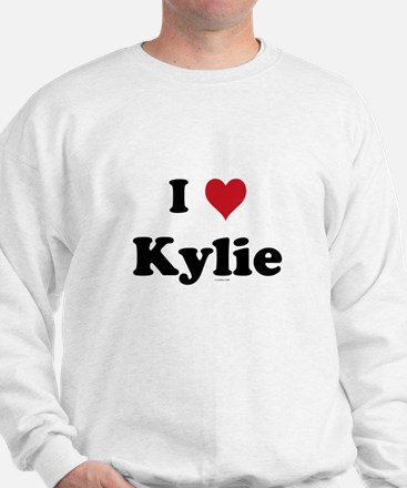 I love Kylie Sweater