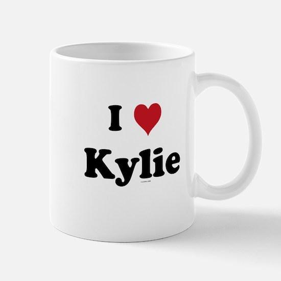 I love Kylie Mug