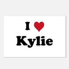 I love Kylie Postcards (Package of 8)