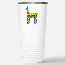 Llama-colors Travel Mug