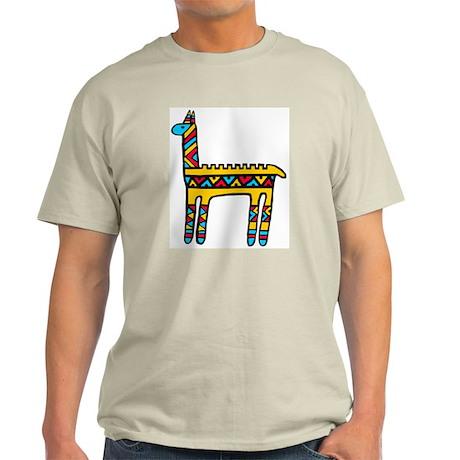 Llama-colors Light T-Shirt