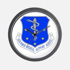 Medical Support Wall Clock