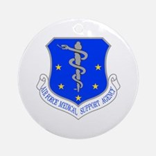 Medical Support Ornament (Round)