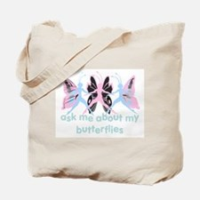 Gamma Girl Tote Bag