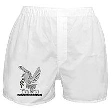 The Love Dove ~ Boxer Shorts