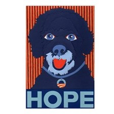 Porties For Obama Postcards (Package of 8)