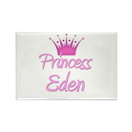 Princess Eden Rectangle Magnet (10 pack)