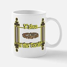 Y'shua is the Torah! Mug