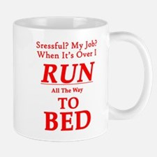 Bedtime - The Fast Lane Mug
