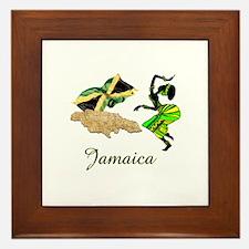 Jamaica Framed Tile