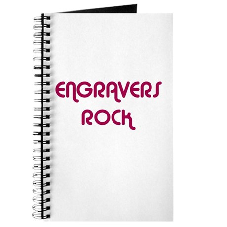 ENGRAVERS ROCK Journal