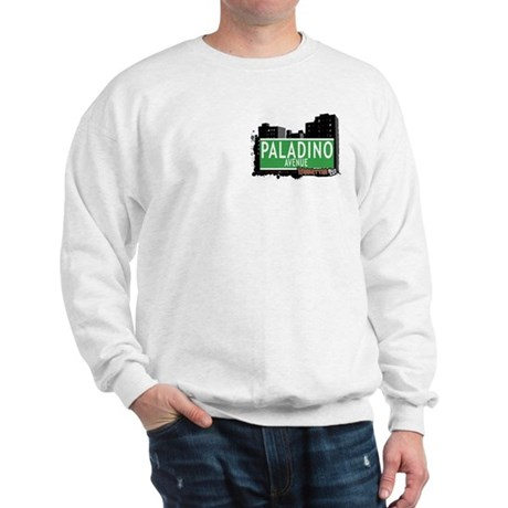 PALADINO AVENUE, MANHATTAN, NYC Sweatshirt