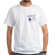 Believe 1 Butterfly 2 PROSTATE Shirt