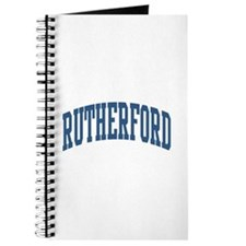 Rutherford Collegiate Style Name Journal