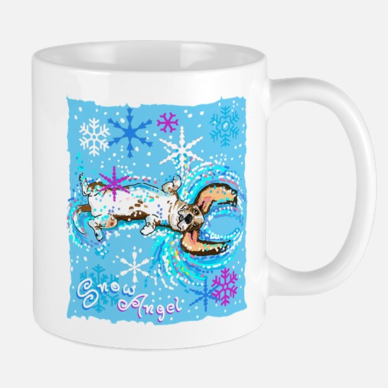 Snow Angel copy Mugs