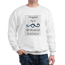 Burmese Python Sweatshirt