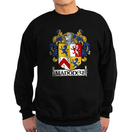 Mahoney Coat of Arms Sweatshirt (dark)