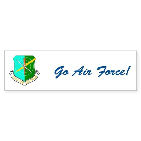 25th Air Division Bumper Sticker
