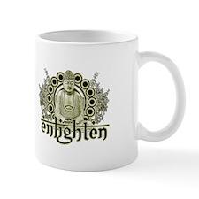 """Buddha """"Enlighten"""" Mug"""