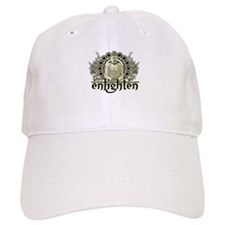 "Buddha ""Enlighten"" Baseball Cap"