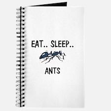 Eat ... Sleep ... ANTS Journal