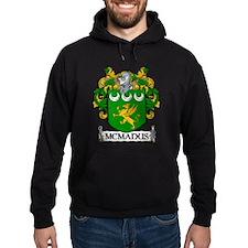 McManus Coat of Arms Hoodie