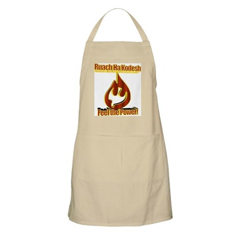 Feel the Power! BBQ Apron
