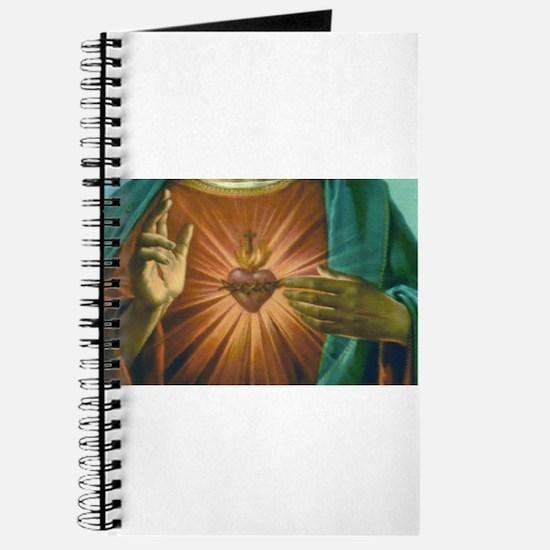 Sacred Heart 2 Journal