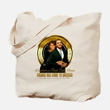Inauguration - Change Tote Bag