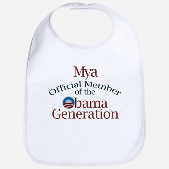 Mya - Obama Generation Bib