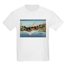 Unique Woodblock T-Shirt